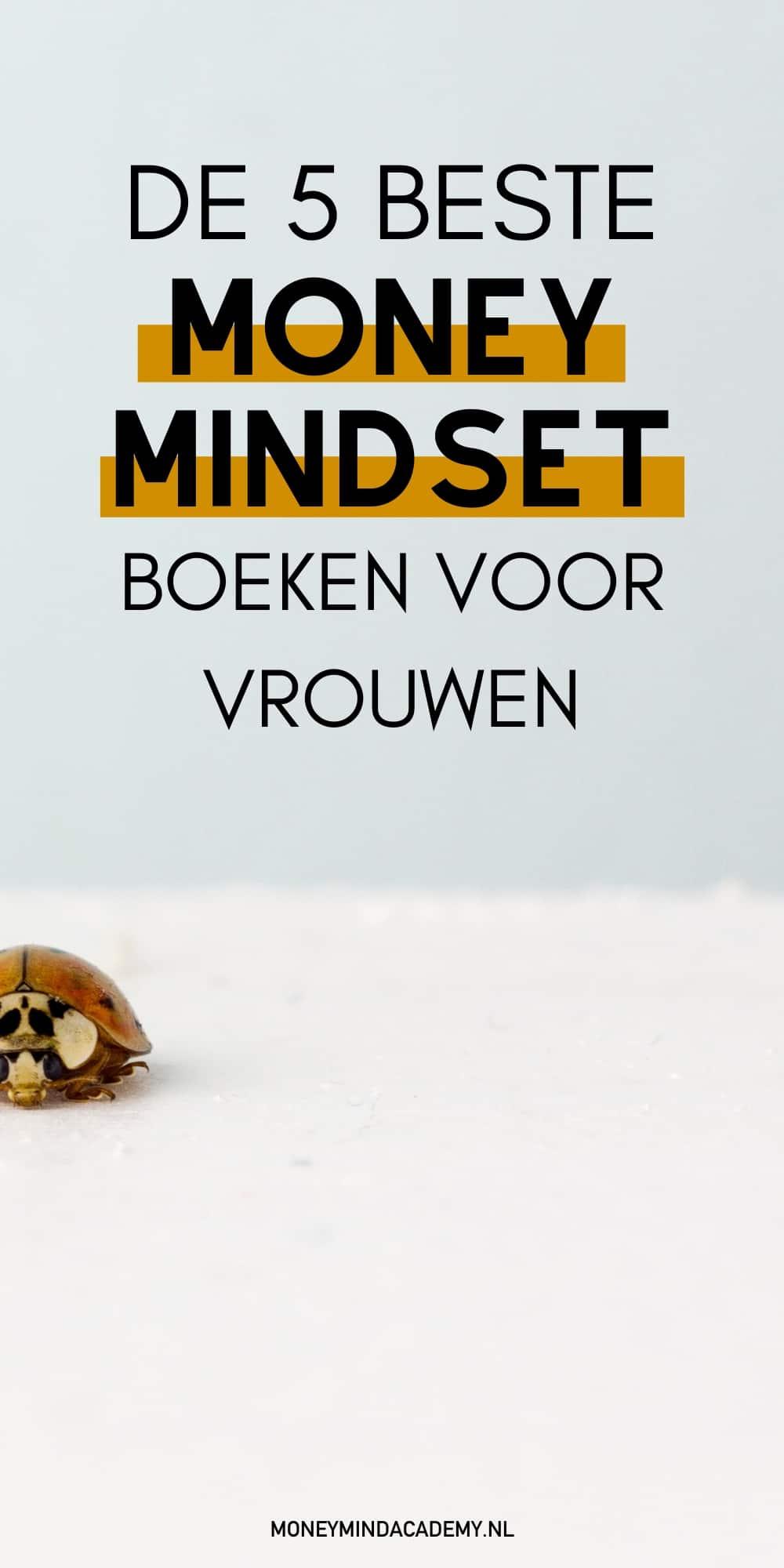beste money mindset boeken voor vrouwen